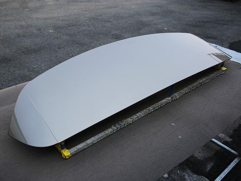 Q3 扰流板--铂金米