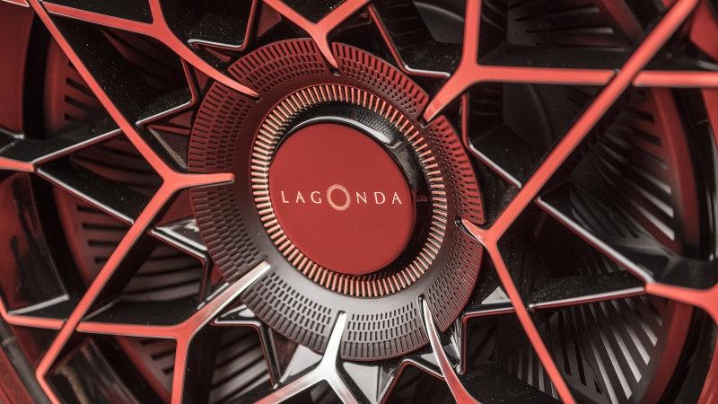 将2021年推出 阿斯顿·马丁电动Lagonda